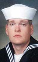 Navy Hospital Corpsman 3rd Class Travis L. Youngblood