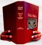 Reading from the Cat Bible